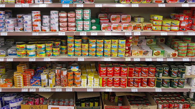Thực phẩm chứa chất ổn định