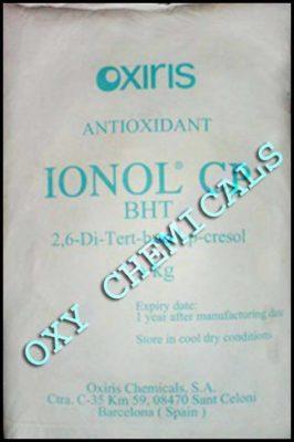 Chất chống oxy hóa bht