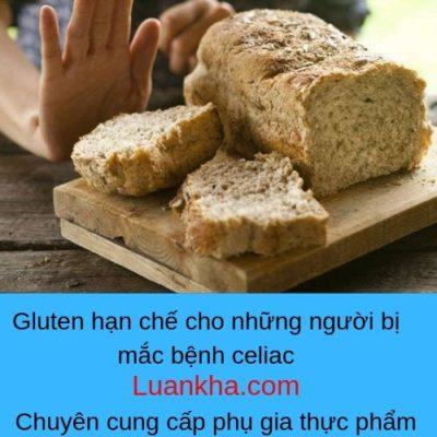 gluten có trong thực phẩm nào cau tra loi hay nhat