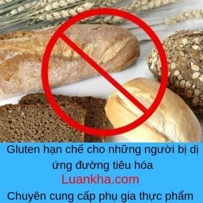 gluten có trong thực phẩm nào- luan kha tra loi