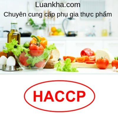 luan-kha tiêu chuẩn vệ sinh an toàn thực phẩm haccp