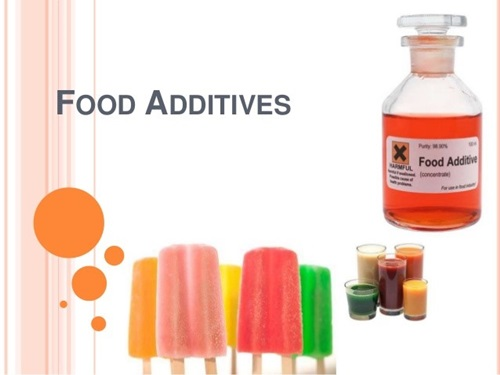 additives là gì