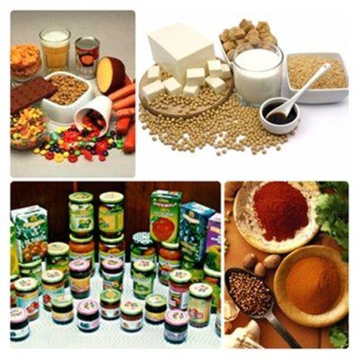 chất ổn định trong thực phẩm