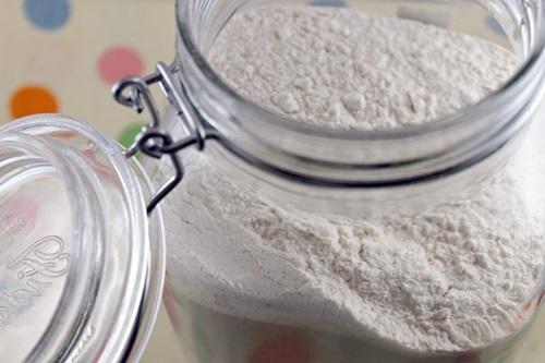 các loại bột nở