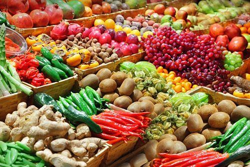 Vai trò của thực phẩm