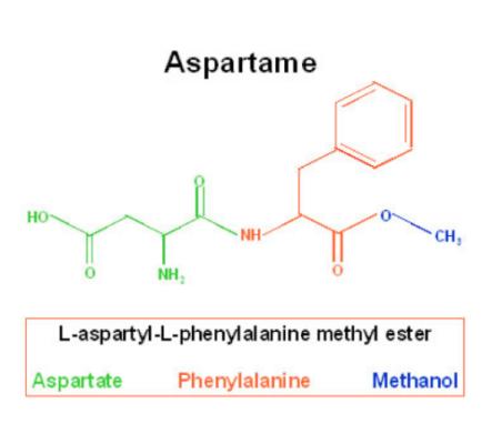 đường aspartame
