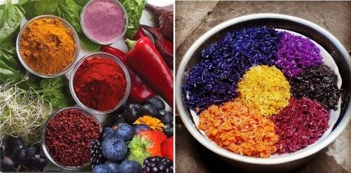 phẩm màu thực phẩm