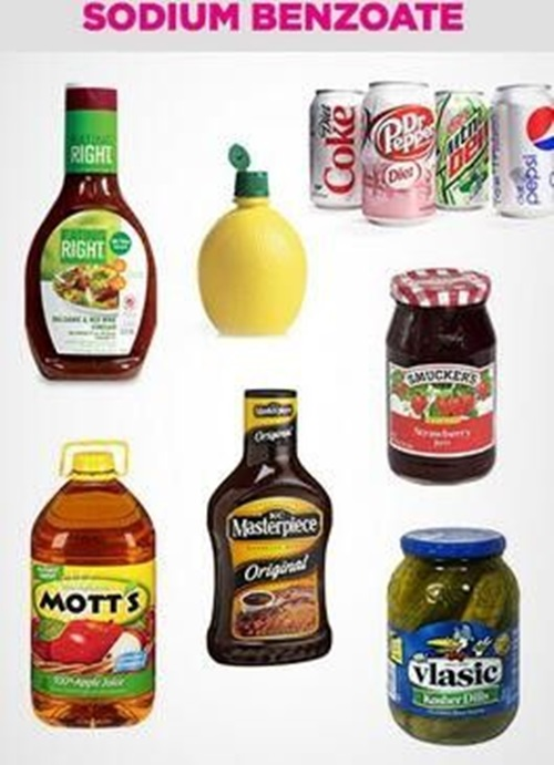 chất bảo quản thực phẩm natri benzoat