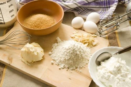 hương liệu làm bánh