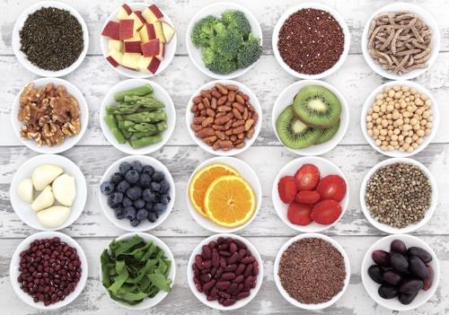 chất chống oxy hóa trong thực phẩm