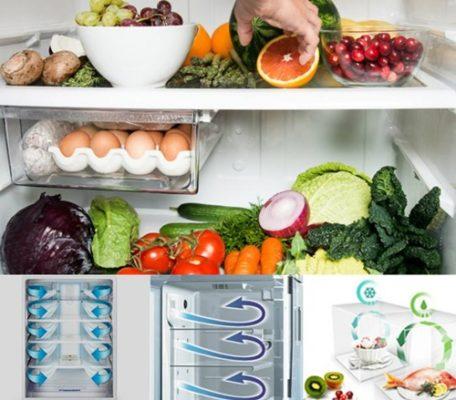 công nghệ bảo quản thực phẩm