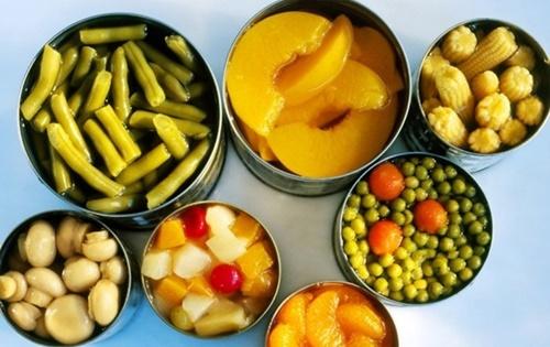 Acid ascorbic dùng trong thực phẩm