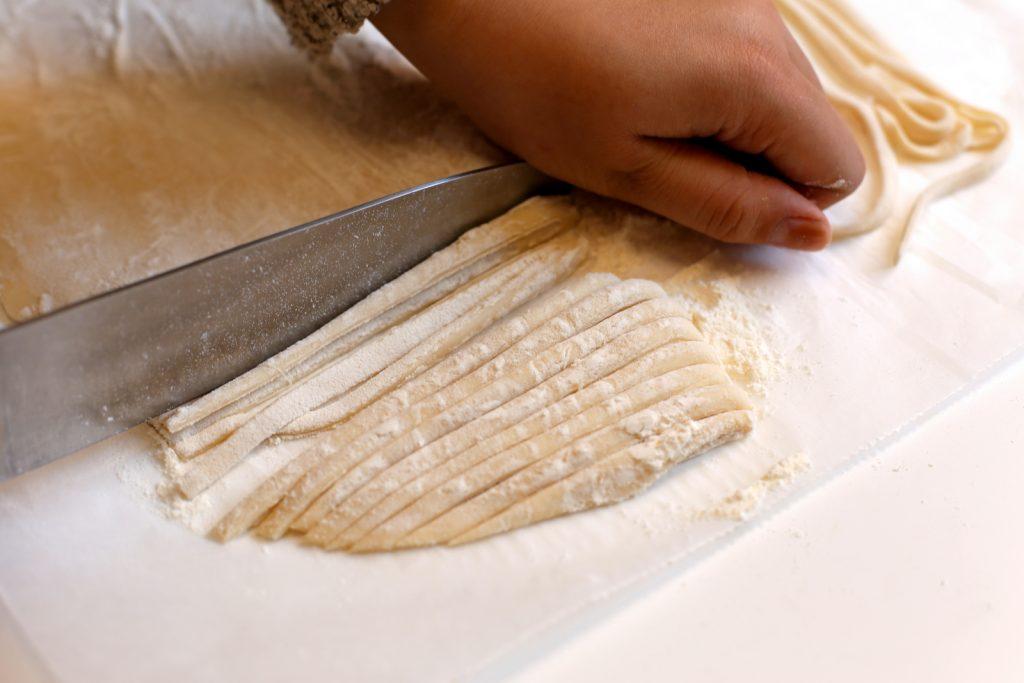 cách làm mì tươi