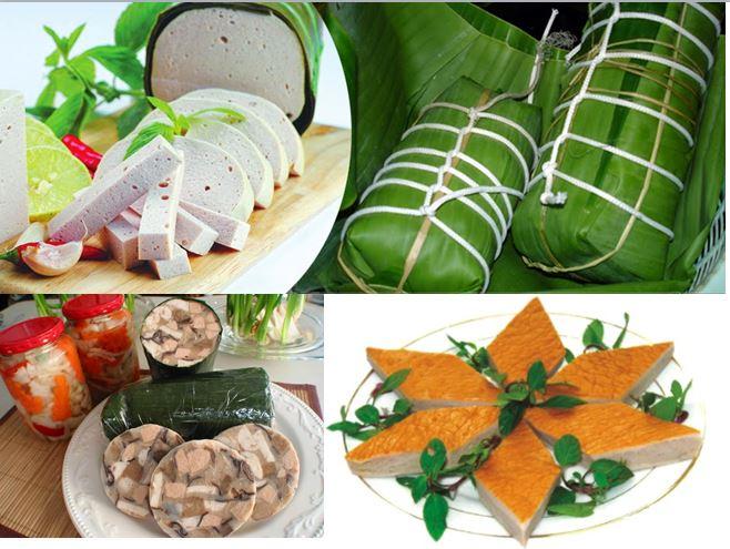 Phụ gia thực phẩm an toàn dùng trong sản xuất các loại chả, giò lụa