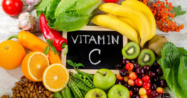 vitamin C dùng trong thực phẩm