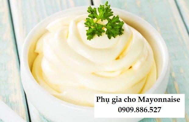 nước sốt mayonnaise