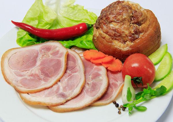 Kết quả hình ảnh cho jambon thịt nguội là gì