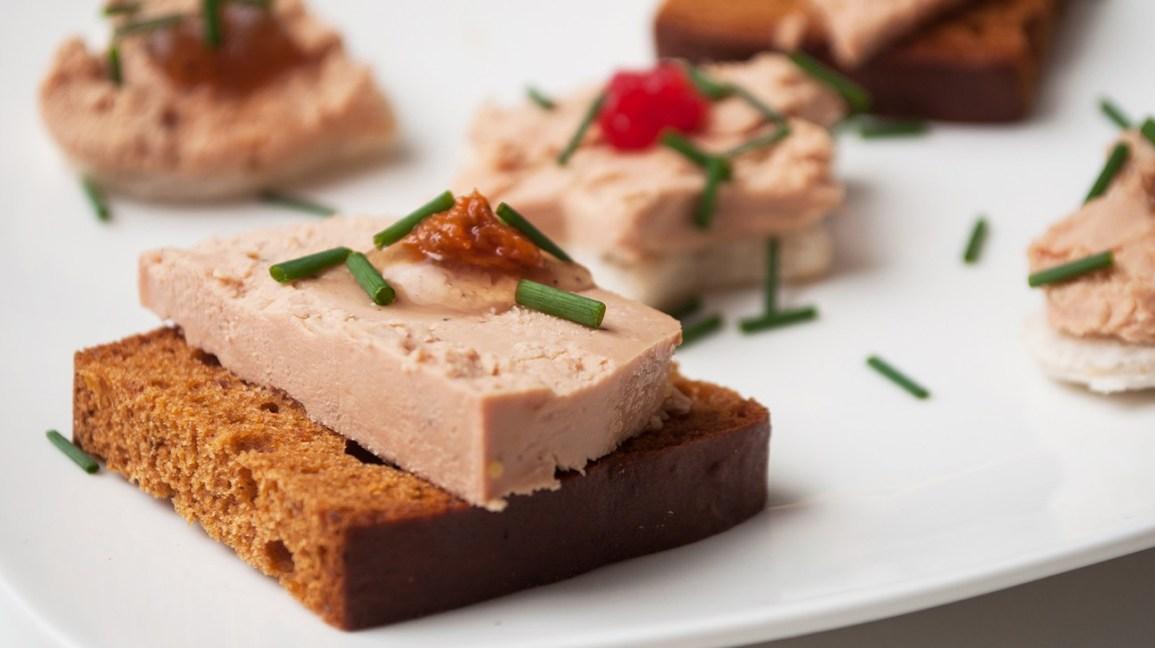 Kết quả hình ảnh cho pâté de foie gras