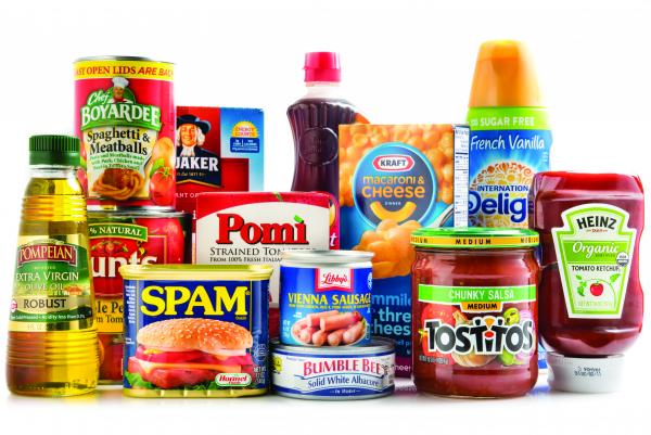 Sodium in Packaged Foods—12% Decrease Over 15 Years | Kidney News