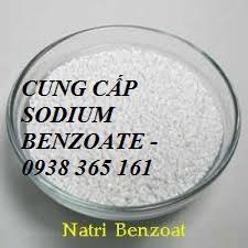Tìm hiểu về Sodium benzoate và ứng dụng trong sản xuất