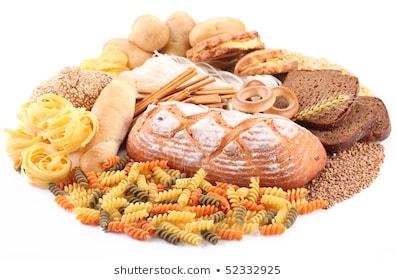 Bread Rice Pasta Potato Images, Stock Photos & Vectors | Shutterstock