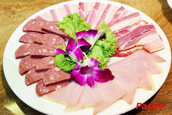 Phụ gia làm jambon thịt nguội an toàn, uy tín, chất lượng