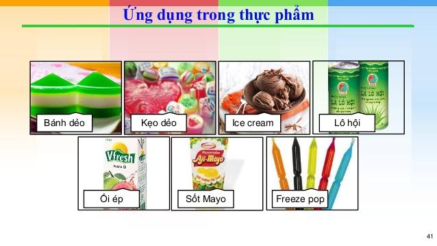 Công nghệ sản xuất xanthan gum