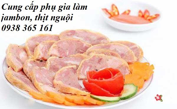 PHOSPHATE-tăng kết dính cho thịt nguội jambon an toàn