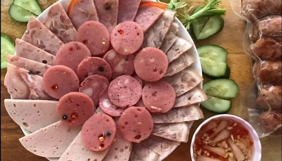 Giò Chả Minh Hương ở Quận 10, TP. HCM | Foody.vn