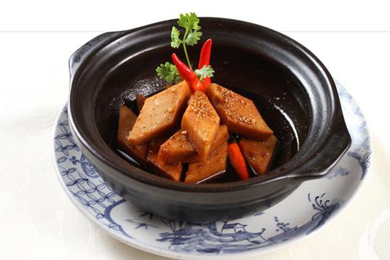 Giò lụa rim tiêu đậm đà, ngon cơm – Hifood.com.vn