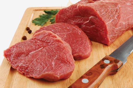 Bán hương thịt bò dùng trong chế biến xúc xích bò, mì gói bò