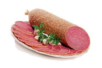 Salami,Kabanos Xúc Xích,Becon - Buy Salami Kabanos Pork Beef ...