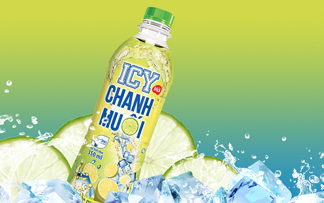 CHANH MUỐI ICY