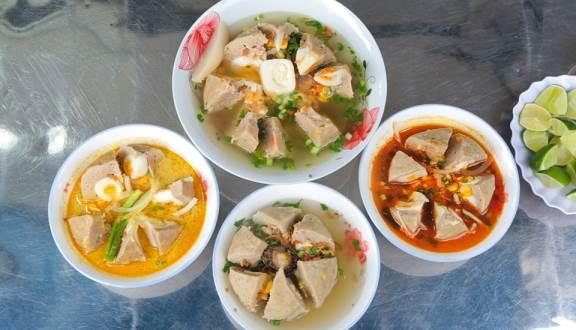 Bò Viên Ú Nù ở Quận 8, TP. HCM | Foody.vn