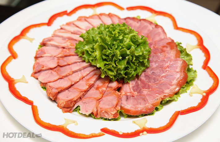 Buffet Quốc tế cao cấp nhà hàng Thùy Dương Hà Nội
