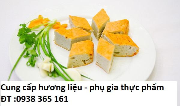 SF208 - PHỤ GIA LÀM CHẢ CHAY   cty Lime Việt Nam