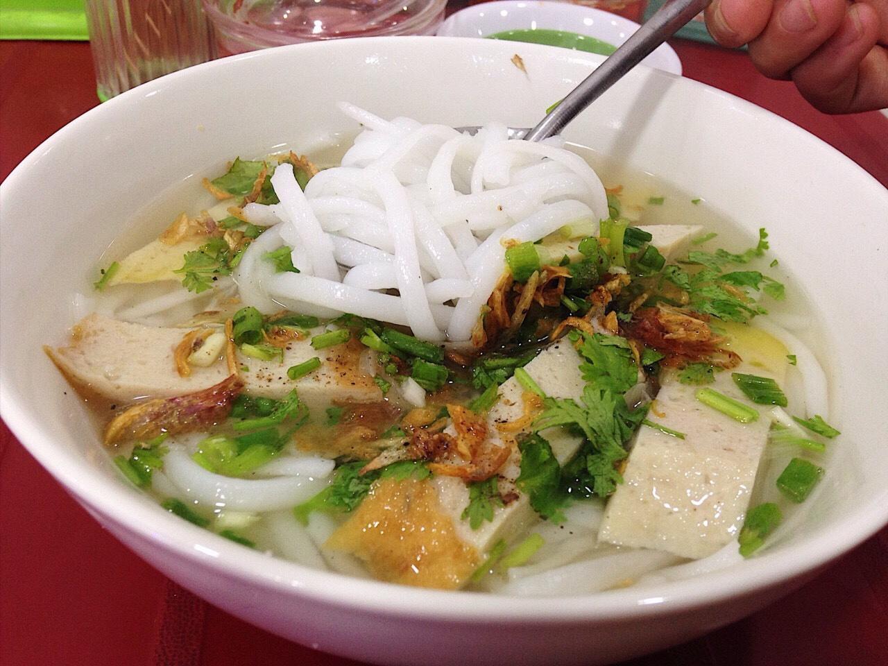 Bánh canh chả cá Phan Rang Như Thảo - Điểm hẹn của những người ...