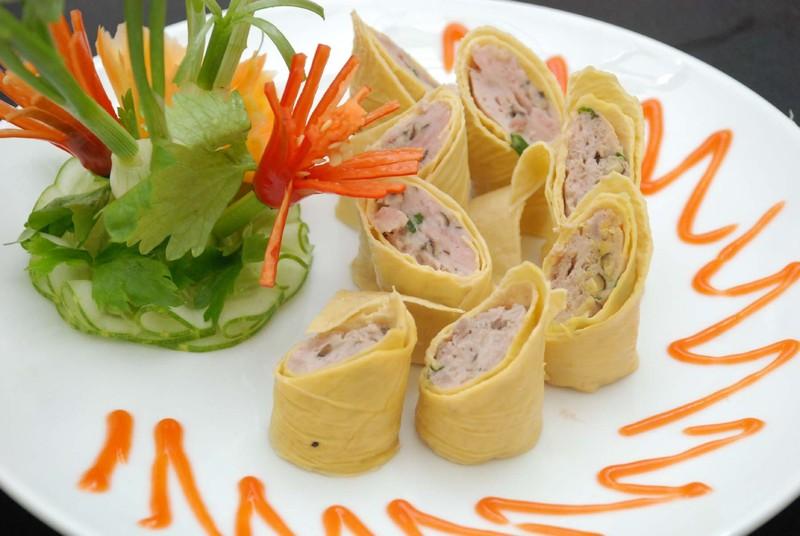 Những món ăn ngon được chế biến từ váng đậu khô