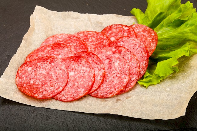 DIET: How many calories in salami? Secrets of calories counting