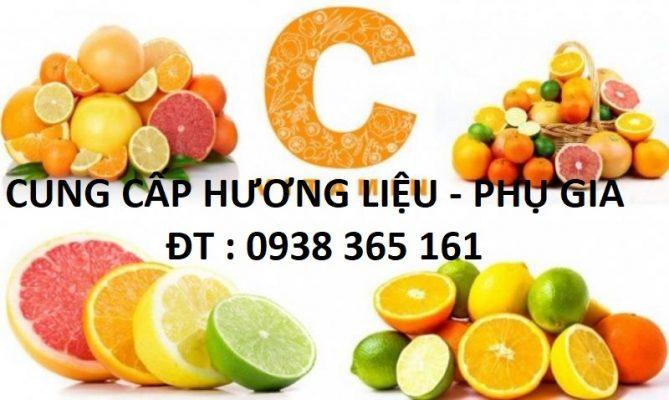 vitamin C hay acid ascorbic