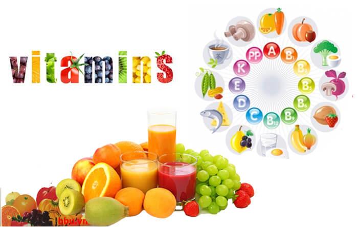 Tổng hợp các loại VITAMIN và KHOÁNG CHẤT thiết yếu cho cơ thể