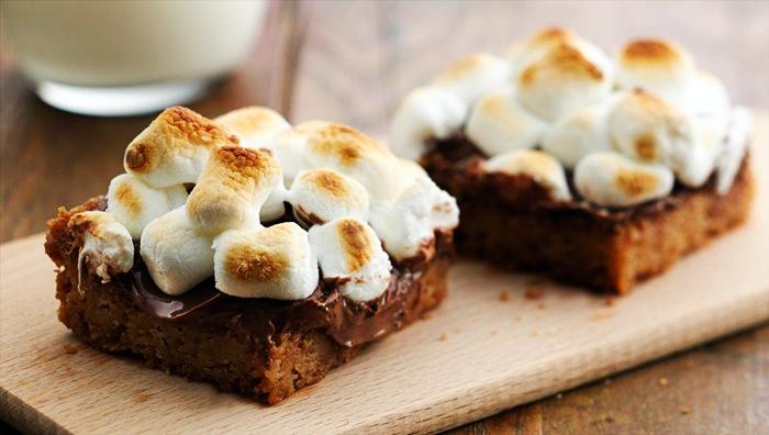 26 món đồ ngọt quyến rũ làm từ marshmallow - Metrip.Vn