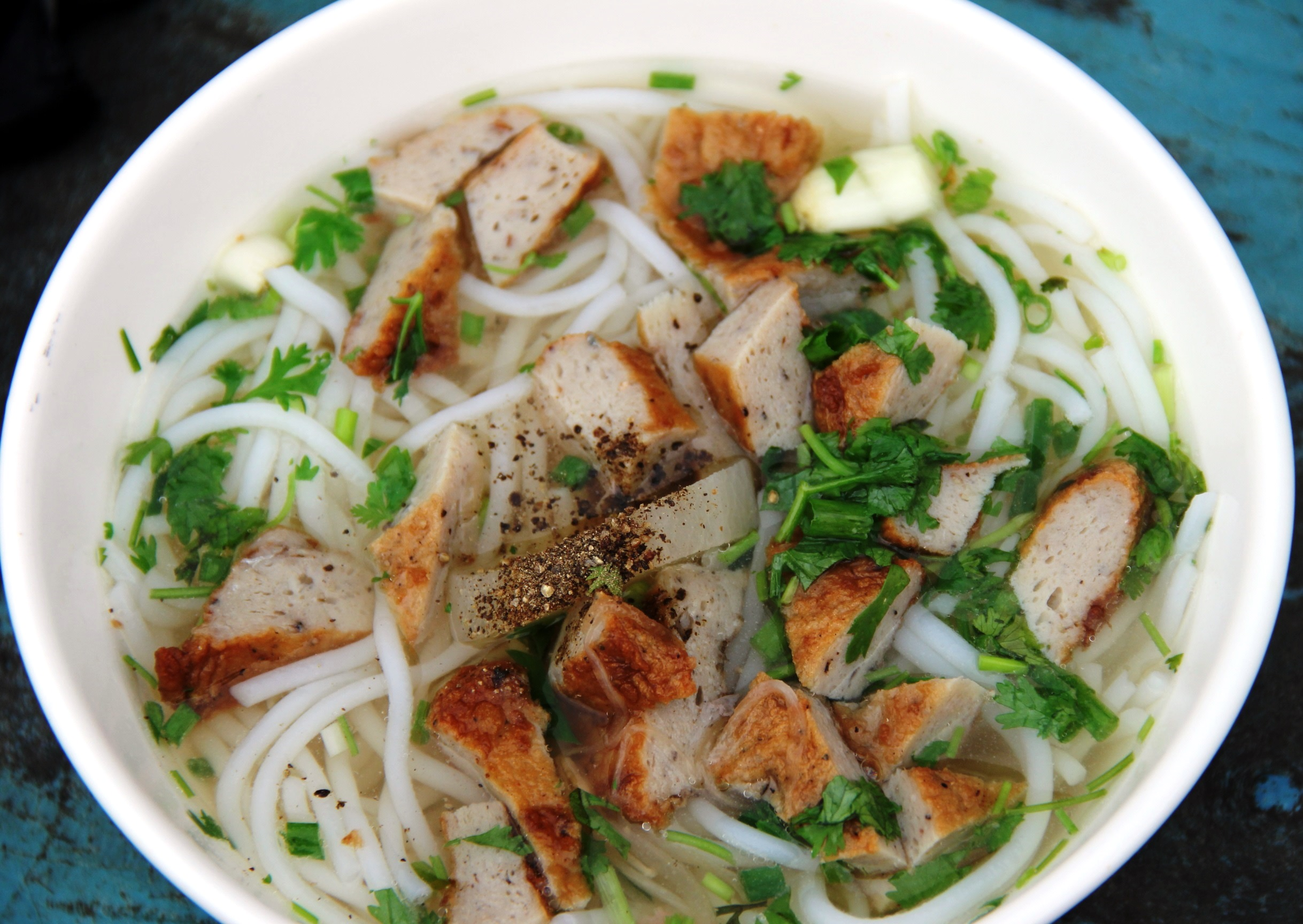 Bún chả cá – Wikipedia tiếng Việt
