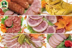 Xuất nhập khẩu Các sản phẩm chế biến từ thịt, cá, động vật … – LOGISTICS-  HANAH