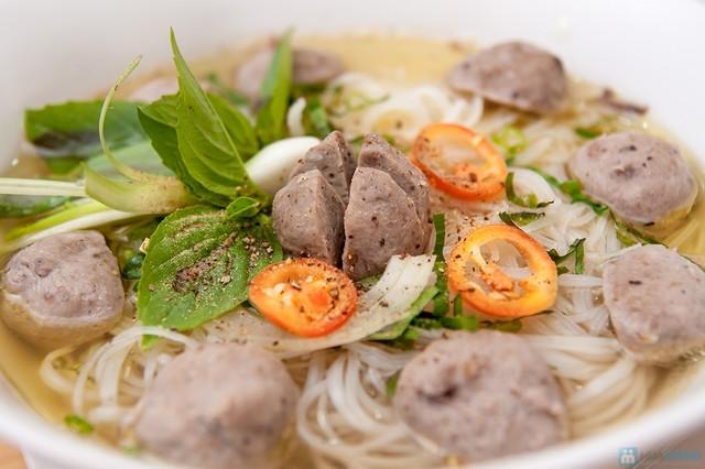 Cách nấu hủ tiếu bò viên ngon đơn giản chuẩn vị người Hoa