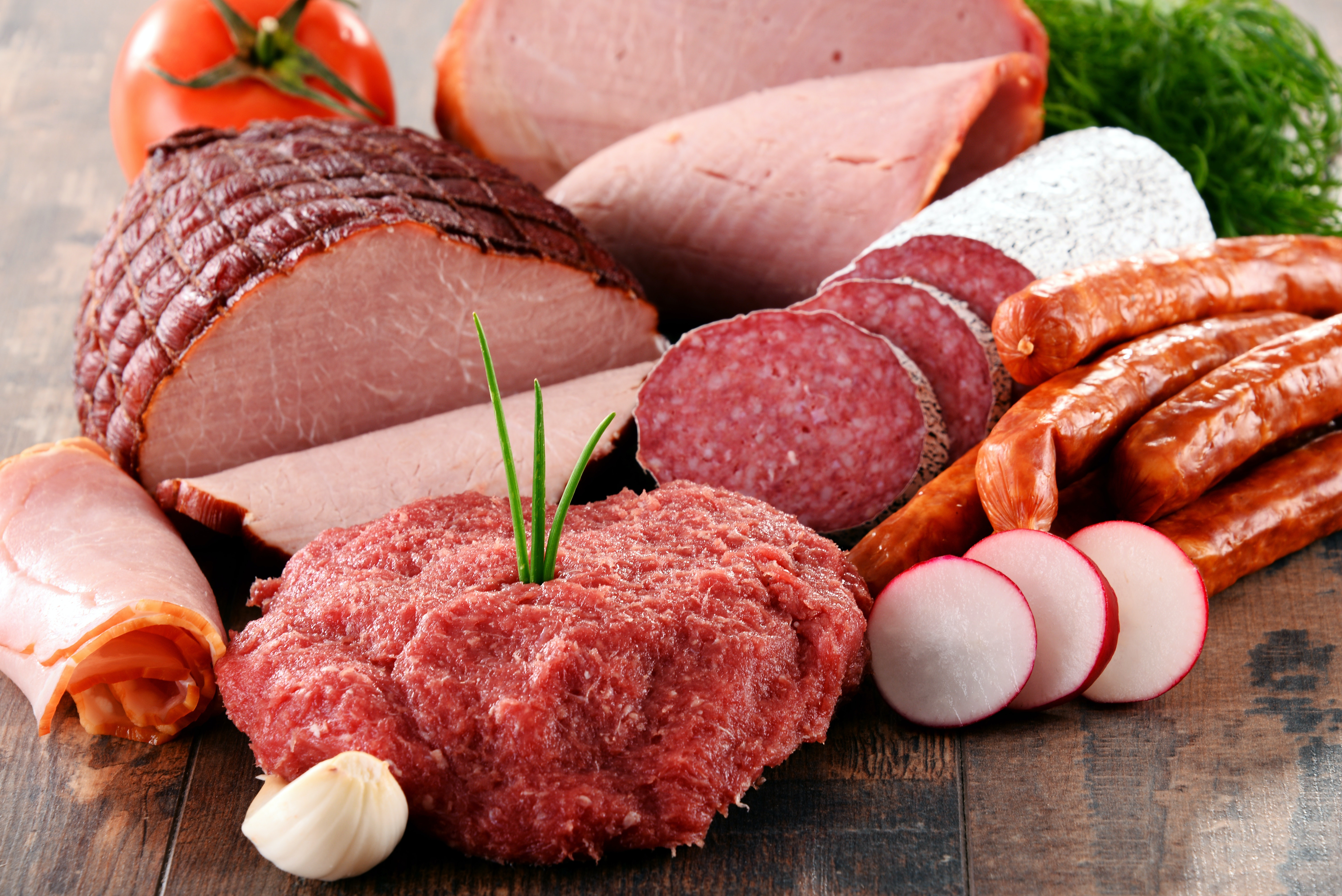 Not everything gives you cancer, but eating too much processed meat certainly can