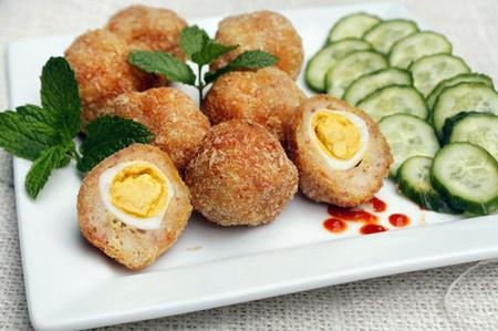 Món ngon từ cá: Cá viên chiên giòn ngon mê mẩn