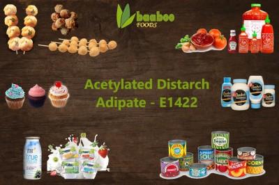 Tinh Bột Biến Tính Acetylated Distarch Adipate E1422 - Nguyên Liệu Việt
