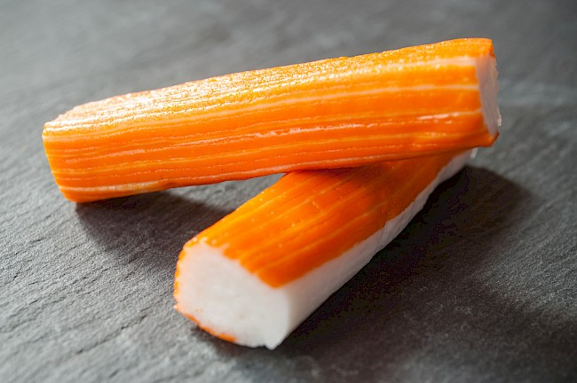 DIET: How many calories in surimi? I've analysed it.