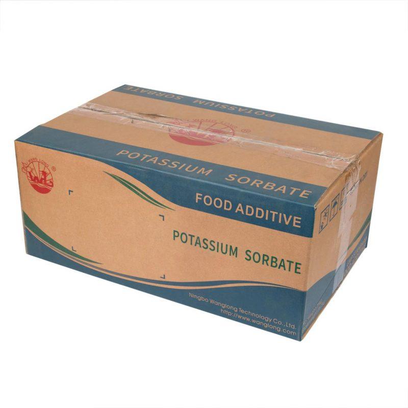 chất bảo quản potassium sorbate